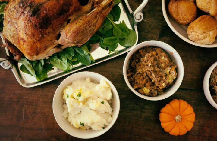 Thanksgiving Dinner Restaurants Evanston