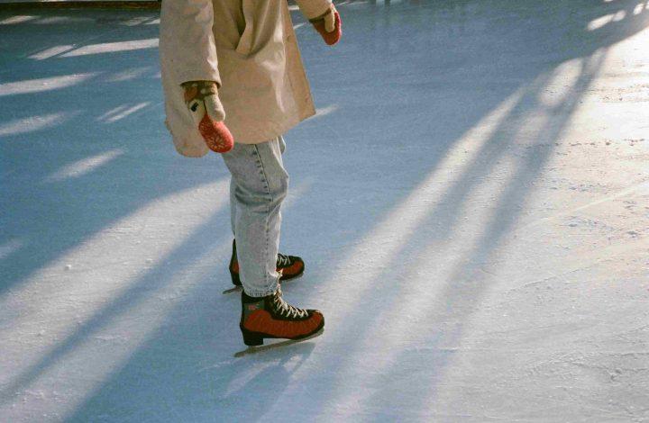 Evanston Outdoor Ice Skating Rinks